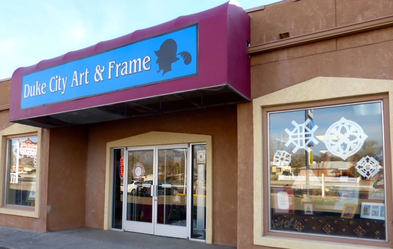 Duke City Art & Frame | Custom Picture Framing